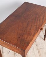 19th Century Mahogany Side Table (4 of 7)