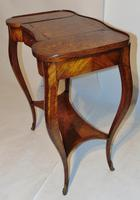 Louis XV Kingwood & Marquetry Poudreuse (15 of 15)