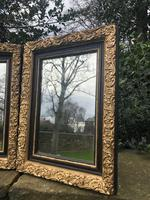 Pair of Antique English Gilt Framed Mirrors (4 of 5)