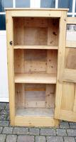 Early 20th Century Pine Hall Cupboard (9 of 17)