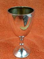 Antique Sterling Silver Hallmarked Trophy Cup 1933, Chester, S Blanckensee & Son Ltd (8 of 8)