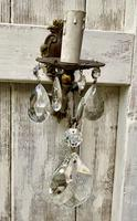A Pair of Small Italian Wall-lights