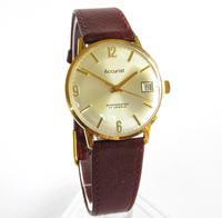 Gents Accurist Shockmaster Wrist Watch, c.1970 (2 of 5)