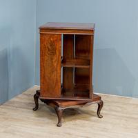 20th Century Revolving Bookcase (3 of 6)