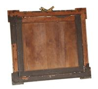 Large Gilt 19th Century Overmantle or Wall Mirror (7 of 7)