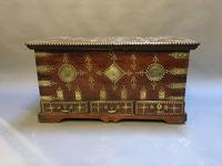 19th Century Indian Trunk Chest (4 of 15)