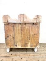 Painted Victorian Pine Chest of Drawers (10 of 10)