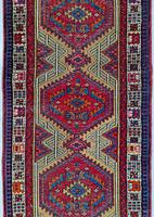 Antique Serab Runner Rug (4 of 8)