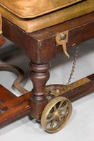 19th Century Invalids' Chair, Stamped J. Ward (8 of 8)