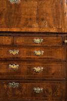 Mid 18th Century Walnut Bureau with Excellent Overall Colour (5 of 6)