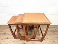G Plan Teak Nest of Three Tables (6 of 10)