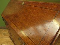 Antique George III Mahogany Writing Bureau Desk with Fall Front - Handsome Piece (10 of 16)