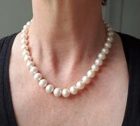South Sea Pearls with Gold Ball Clasp (5 of 5)