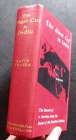 1909 1st Edition Short Cut tO India Journey Along the Baghdad Railway by David Fraser (5 of 5)