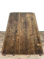 Small Victorian Welsh Oak Pembroke Table (12 of 18)