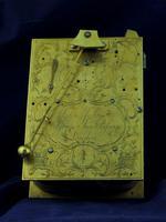 Rare Miniature Fusee Verge Bracket Mantle Clock - Made by John Johnson, London (7 of 12)