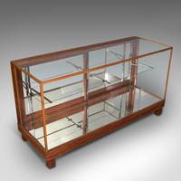 Antique Haberdasher's Display Cabinet, English, Mahogany, Showcase, Edwardian (8 of 12)