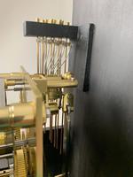 Gillett & Johnston, Westminster Chiming Mahogany Grandmother Clock (3 of 11)
