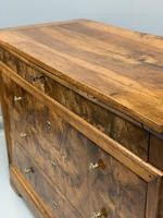 Early 19th Century Burr Elm Commode (3 of 7)