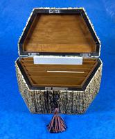 19th Century Anglo Indian Horn Stationary Box (9 of 15)