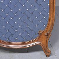Louis XVI Style Mahogany Folding Screen (6 of 10)