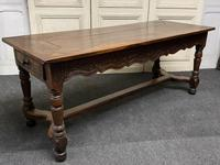 Early 18th Century French Walnut Console Table (16 of 28)