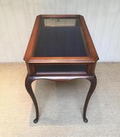 Edwardian Mahogany Bijouterie Table (9 of 10)