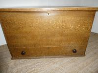 19th Century Scumbled Blanket Box (11 of 12)