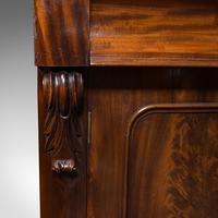 Antique Chiffonier, English, Mahogany, Sideboard, Cabinet, Victorian, Circa 1880 (9 of 12)