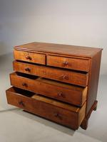A Good Mid Georgian Oak Chest of Drawers (3 of 4)