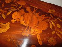 Dutch Mahogany & Marquetry Side Table (10 of 11)