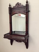 Victorian Hall Hanging Vanity Mirror (3 of 3)