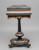 19th Century papier-mache work table (14 of 14)
