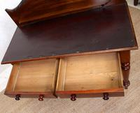 Victorian Mahogany Writing Desk (6 of 9)