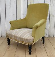 Antique Napoleon III French Chair (8 of 8)
