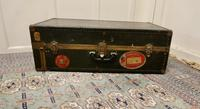 American Fitted Steamer Trunk or Cabin Wardrobe by Luxor