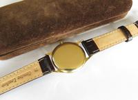 Gents 9ct Gold Rotary Maximus Wristwatch, 1952 (3 of 6)