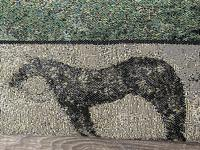 Sporting Wall Tapestry Scottish Horse Trainers Racing Glenrothes Scotland Signed (6 of 27)