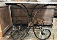 Early 20th Century French Patisserie Table (2 of 5)