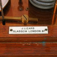 Edwardian Oak Cased Barograph (6 of 8)