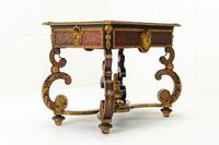 19th Century French Boulle Bureau Plat (3 of 12)