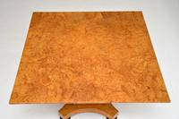 Antique Swedish Biedermeier Birch & Ebony Coffee Table (7 of 9)