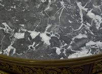 A French Grey Marble Topped Occasional Table (3 of 6)