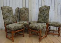 Set of Six French Os De Mouton Dining Chairs (6 of 9)