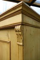 Fabulous Large Old Pine One Door Cupboard - Linen/Food/Kitchen/Larger/Wardrobe - We Del;iver! (8 of 11)