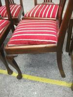Set of 4 Queen Anne Leg Dining Chairs (4 of 4)