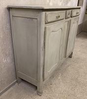French Oak 2 Door Dresser (3 of 16)