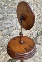 Victorian Walnut Adjustable Shaving Stand (13 of 17)