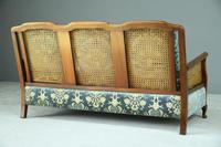 Vintage Bergere Cane Sofa (7 of 9)