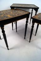 Decorated Nest of Tables (7 of 7)